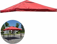 3X3M Canopy Tent Marquee Pavilion Roof Replacement