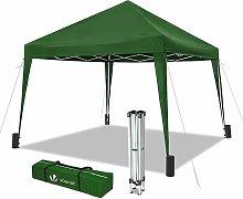 3x3m Pop Up Gazebo Folding Garden Party Tent,