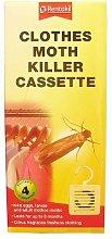 3XDecco FM41 Clothes Moth Killer Cassette