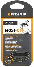 3XMosi-Off Insect Repellent Bands 4 Pack