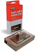 3xMulticatch Metal Mouse Trap