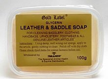 3XSaddle Soap, 100g - Glycerin soap to use for