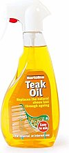 3XTeak Oil Ready to Use Trigger Spray 500ml