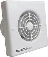 4' Quiet Axial Extractor Fan - Manrose