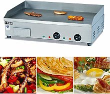 4.4KW 220V Commercial Electric Countertop Griddle