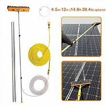4.5-12m Window Cleaning Pole, Photovoltaic Panel