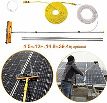 4.5-12m Window Cleaning Pole, Water Fed Telescopic