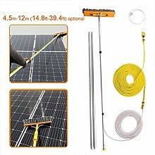 4.5-12m Window Cleaning Pole, Window Cleaner Kit,