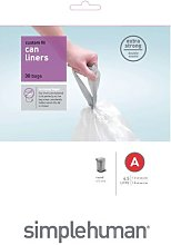4.5 Litres Code A Rubbish Bin Liners (Set of 2)