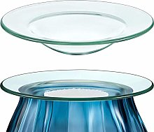 4 5 Replacement Oil Warmer Dish Round Glass Dish
