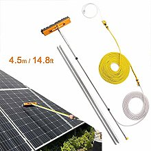 4.5m Window Cleaning Pole, Photovoltaic Panel