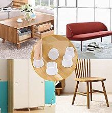 4/8pcs Furniture Chair Leg Caps r Feet Protector