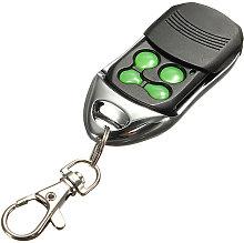4 channel green garage door compatible remote