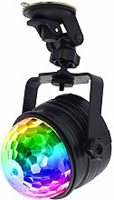 4 Color Stage Lighting with Remote Control | USB