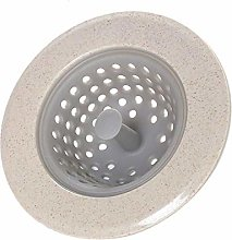 4 Colors Silicone Kitchen Filter Sink Strainer