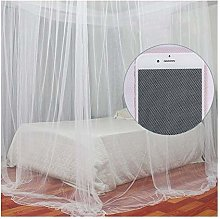 4 Corners Post Bed Canopy Mosquito Net Full