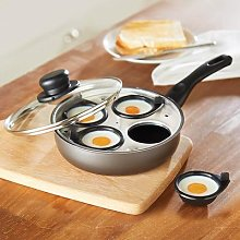 4 Cup Egg Poacher by Coopers of Stortford