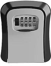4 Digit Combination Lock Weather Resistant Key