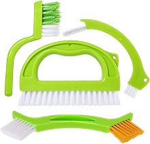 4 EN1 Cleaning Brush for tiles, tiled seam brush,