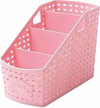 4 Grid Plastic Storage Basket Storage Box,Kitchen