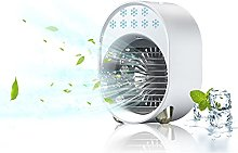 4 In 1 Portable Air Condition Cooler Fan