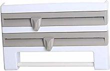 4-In-1Kitchen Roll Dispenser 39 * 24 * 10cm Wall