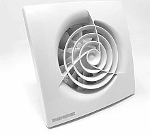4 inch 100 mm Extractor Fan with Timer High