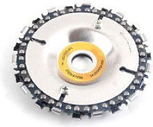 4 Inch Grinder Disc And Chain With Screw