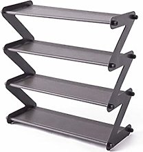 4-Layer Shoe Rack Organizer, Strong And Durable,
