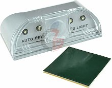 4 LED PIR Motion Sensor LED Cabinet Light Human