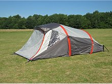 4 Man Inflatable Tent (Family Blow Up Camping Air