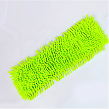 4 microfiber cleaning mops, stretched microfiber,