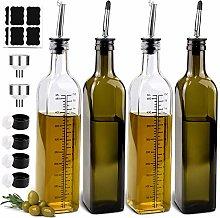4 Pack 17oz Oliver Oil Dispenser