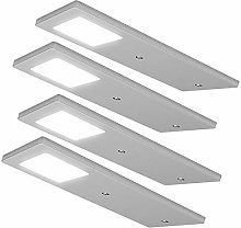 4 Pack | Bright 5W LED Low Profile Under Cabinet