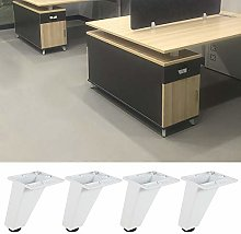 4 Pack Cabinet Feet Adjustable Triangle Furniture