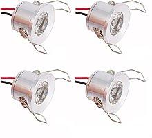 4 Pack LED Ceiling Recessed Downlight Spotlight