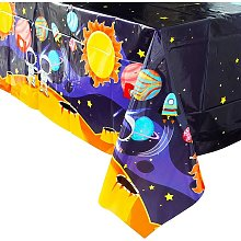 4 Pack Outer Space Themed Birthday Party