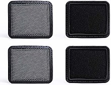 4 Pack Washable and Reusable Filter Kit for Gtech