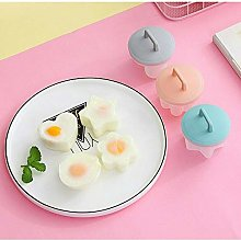 4 pcs Boiled Egg Mold Cute Shape Egg Mold Food