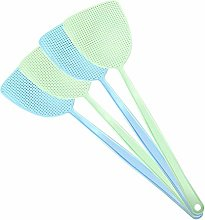 4 Pcs Bug & Fly Swatter, Pest Control Swatter,