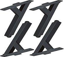 4 Pcs Iron Furniture Sofa Legs, Cabinet Legs Metal