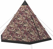4-person Tent Multicolour - Youthup