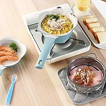 4-Piece Ceramic Cookware Set Pots and Pans Set