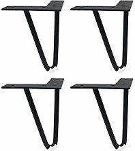 4 Pieces Furniture Legs Solid Furniture