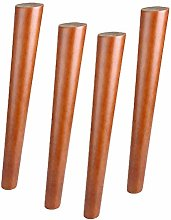 4 Pieces Furniture Support Legs Wood Furniture
