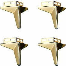 4 Pieces Metal Legs for Furniture, Modern Style