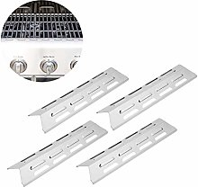 4 Pieces of Stainless Steel Grill Burner