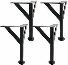 4 Pieces Sofa Legs Adjustable Furniture Legs