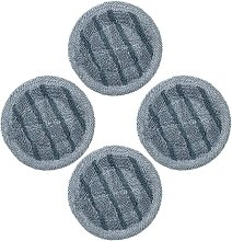 4 Pieces Vacuum Cleaner Cleaning Cloth Mop Pads