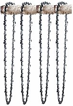 4 Saw Chains fits Oleo-Mac 937 | 38cm 0.325 64DL